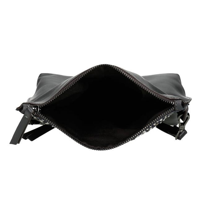 Dámská Crossbody kabelka s hvězdičkami bata, modrá, 2020-961-9302 - 15