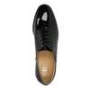 Dámské polobotky s lakovanou špicí bata, černá, 528-6633 - 19