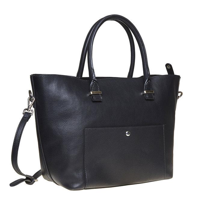 Elegantní dámská kabelka bata, černá, 961-6278 - 13