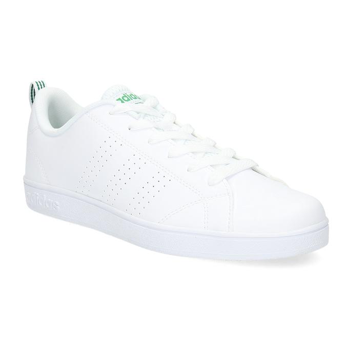 Dětské bílé tenisky adidas, bílá, 401-1233 - 13