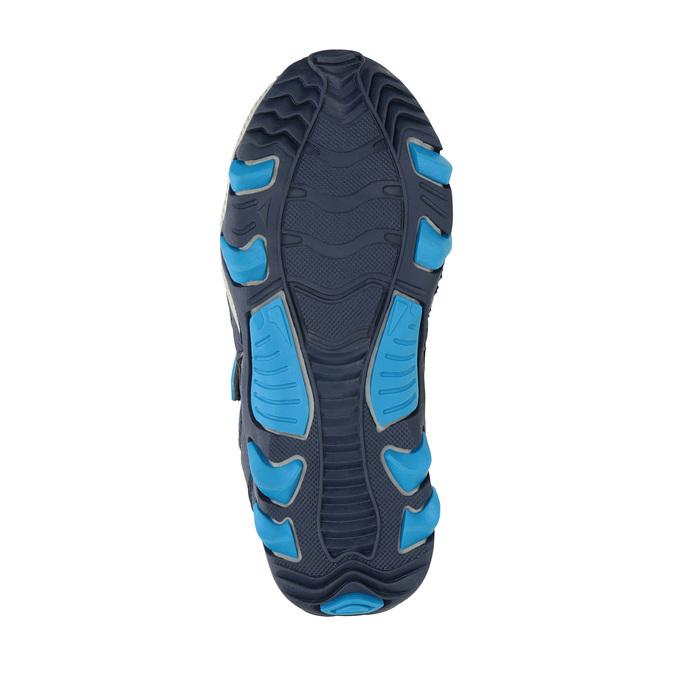 Dětské sportovní tenisky mini-b, modrá, 411-9605 - 26