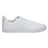 Pánské tenisky s perforací adidas, bílá, 801-1100 - 15