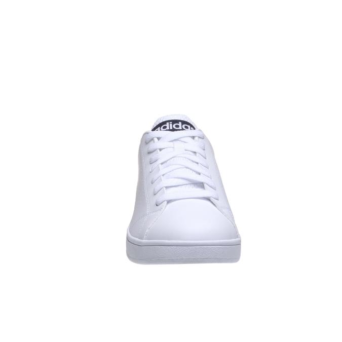 Pánské tenisky s perforací adidas, bílá, 801-1100 - 16