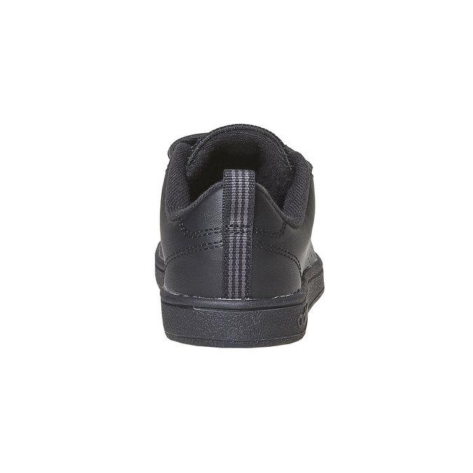 Dětské tenisky na suché zipy adidas, černá, 301-6168 - 17
