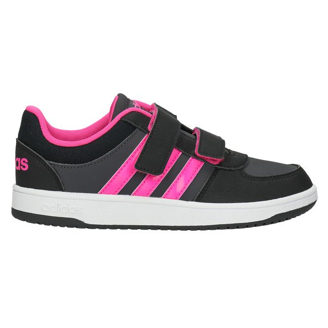 Dětské tenisky adidas, černá, 301-5254 - 15