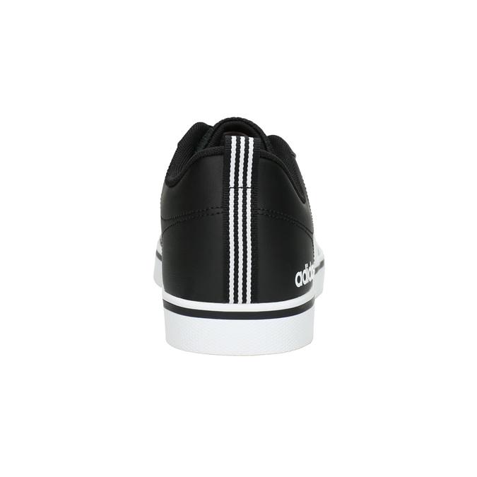 Ležérní pánské tenisky adidas, černá, 801-6136 - 17