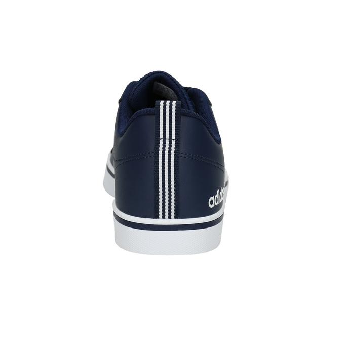 Pánské ležérní tenisky adidas, modrá, 801-9136 - 17