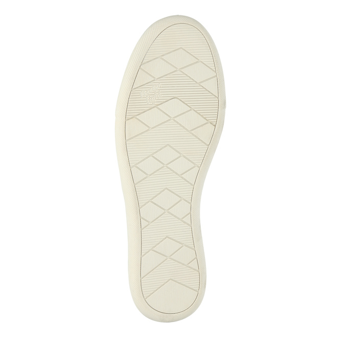 Kožená obuv s perforací bata-light, růžová, 516-5601 - 26