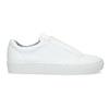 Bílé kožené tenisky dámské vagabond, bílá, 624-1019 - 19