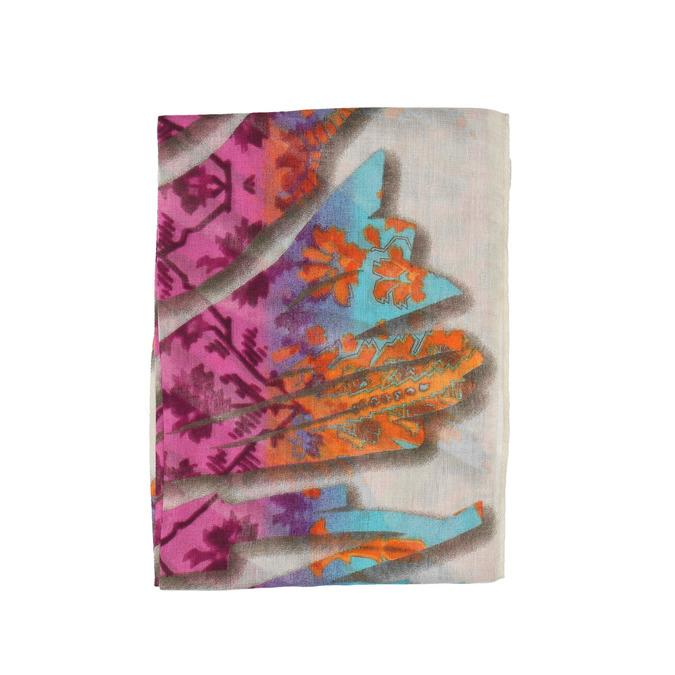 Barevný šátek fraas, červená, 929-5012 - 26