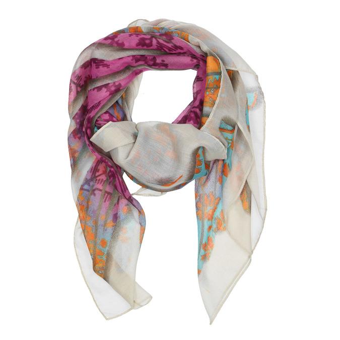 Barevný šátek fraas, červená, 929-5012 - 13