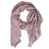 Dámský melírovaný šátek fraas, růžová, 929-5043 - 13