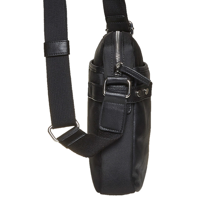 Taška ve stylu Crossbody bata, černá, 969-6366 - 17