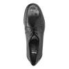 Pánské polobotky s prošitím bata, černá, 824-6838 - 19