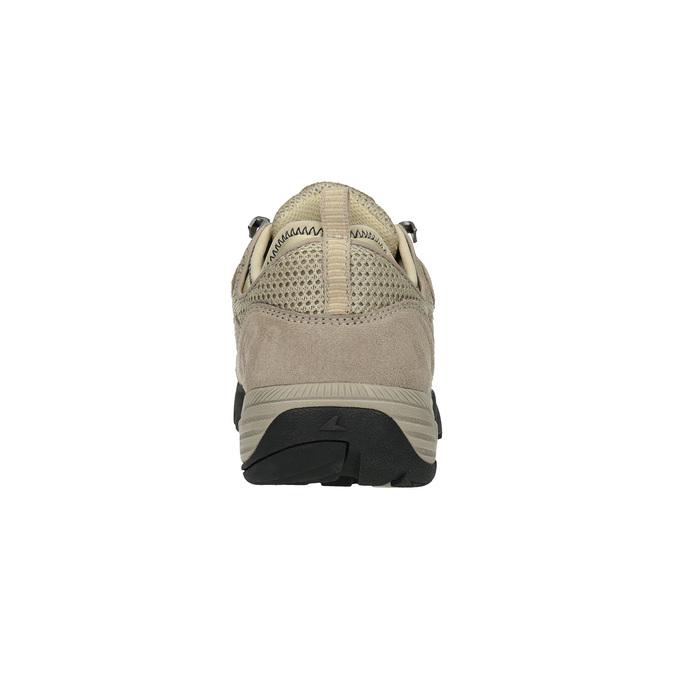 Dámské kožené Outdoor boty power, hnědá, 503-3118 - 17