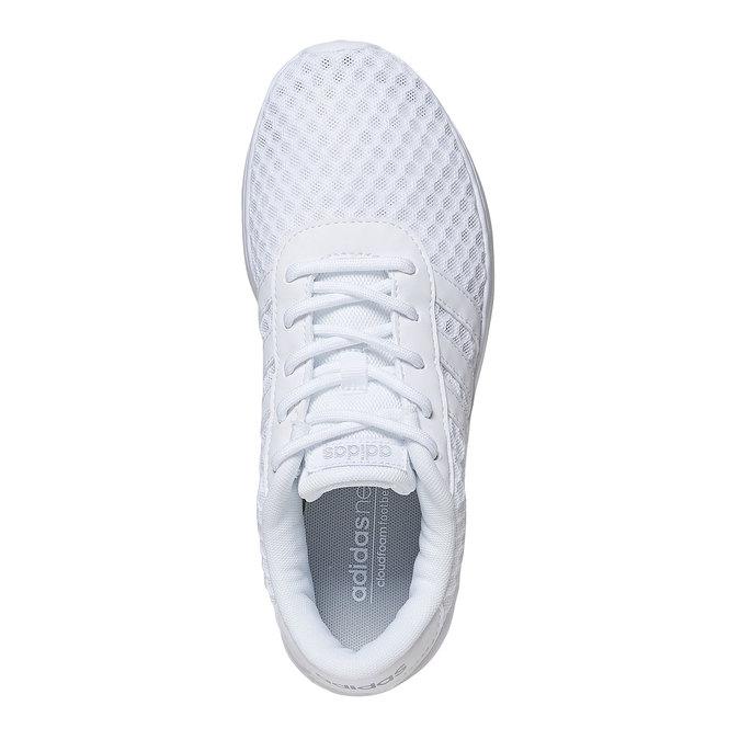 Bílé sportovní tenisky dámské adidas, bílá, 509-1335 - 19