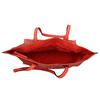 Červená kabelka s perforací gabor-bags, červená, 961-5080 - 15