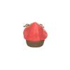 Červené baleríny s pružným lemem bata, červená, 526-5617 - 17