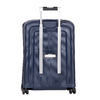 Kvalitní skořepinový kufr samsonite, modrá, 960-9321 - 26
