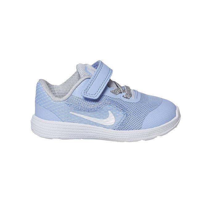 Dětské tenisky nike, modrá, 109-1149 - 15