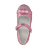 Růžové baleríny s páskem přes nárt mini-b, růžová, 221-5179 - 19