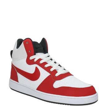 Pánské kotníčkové tenisky nike, červená, 801-5332 - 13