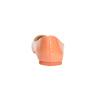 Dámské baleríny bata, oranžová, 521-8602 - 17