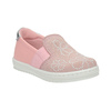 Dětská kožená Slip-on obuv bubblegummers, růžová, 123-5600 - 13
