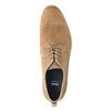 Ležérní kožené polobotky bata, hnědá, 823-3602 - 19