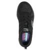 Tenisky s paměťovou pěnou skechers, černá, 509-6963 - 19