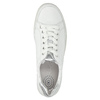 Bílé kožené tenisky gabor, bílá, 626-1204 - 19