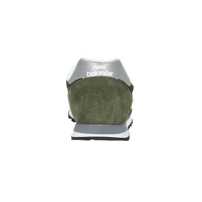 Pánské kožené tenisky new-balance, khaki, 803-7107 - 17