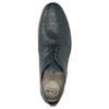 Neformální kožené polobotky clarks, modrá, 836-9007 - 19