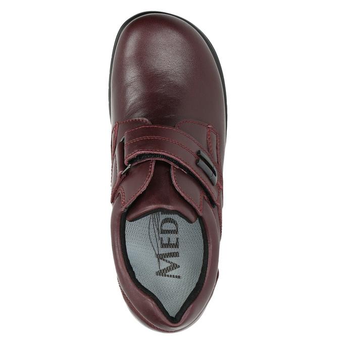 Dámská zdravotní obuv medi, červená, 544-5494 - 19