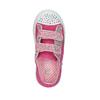 Růžové dívčí tenisky mini-b, růžová, 229-5183 - 19