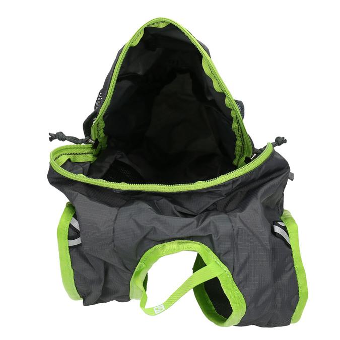 Sportovní batoh salomon, šedá, 969-2049 - 15