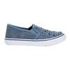 Dětská obuv ve stylu Slip-on north-star, modrá, 229-9193 - 15