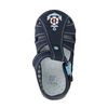 Dětská domácí obuv modrá mini-b, modrá, 179-9600 - 19