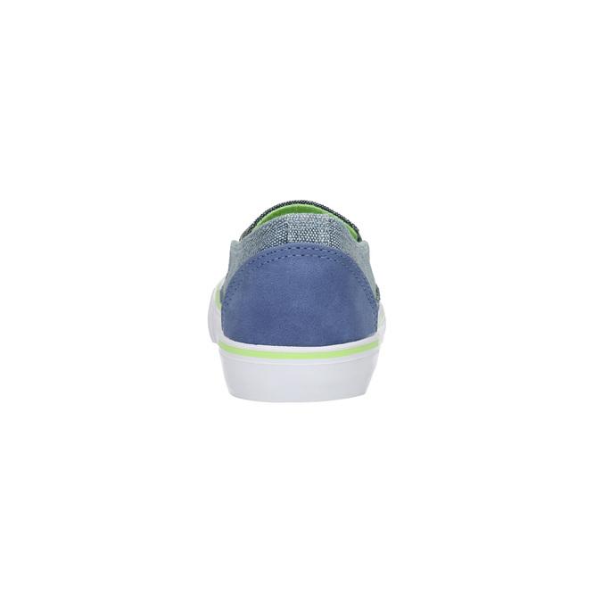 Dětské Slip-on boty north-star-junior, modrá, 219-9612 - 17