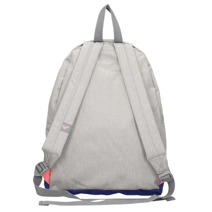 Barevný batoh roxy, šedá, 969-2051 - 26