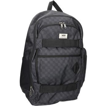 Kostkovaný batoh vans, černá, 969-6087 - 13