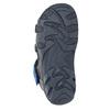 Kožené chlapecké sandály richter, modrá, 114-9019 - 26