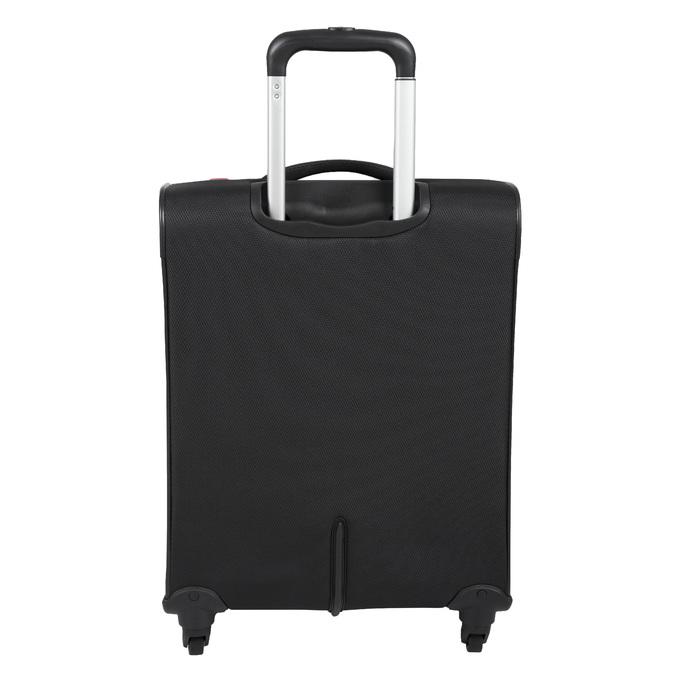 Cestovní kufr na kolečkách roncato, černá, 969-6638 - 26