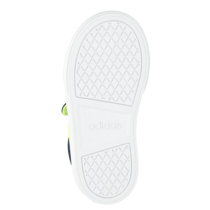 Chlapecké tenisky na suché zipy adidas, modrá, 189-8119 - 26