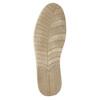 Ležérní kožené polobotky weinbrenner, béžová, 523-2475 - 26