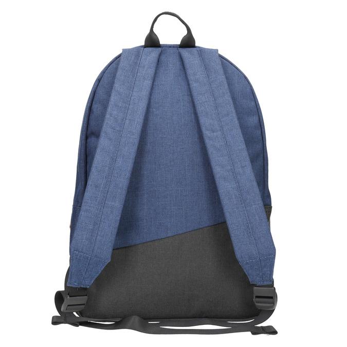 Modrý unisex batoh roncato, modrá, 969-9647 - 26