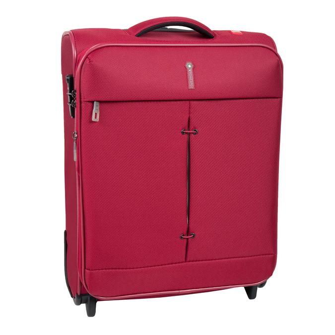 Cestovní kufr na kolečkách roncato, červená, 969-5644 - 13