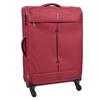 Červený cestovní kufr roncato, červená, 969-5637 - 13