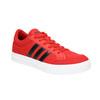 Červené dětské tenisky adidas, červená, 489-5119 - 13
