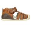 Dětská kožená obuv biomecanics, hnědá, 114-4016 - 15